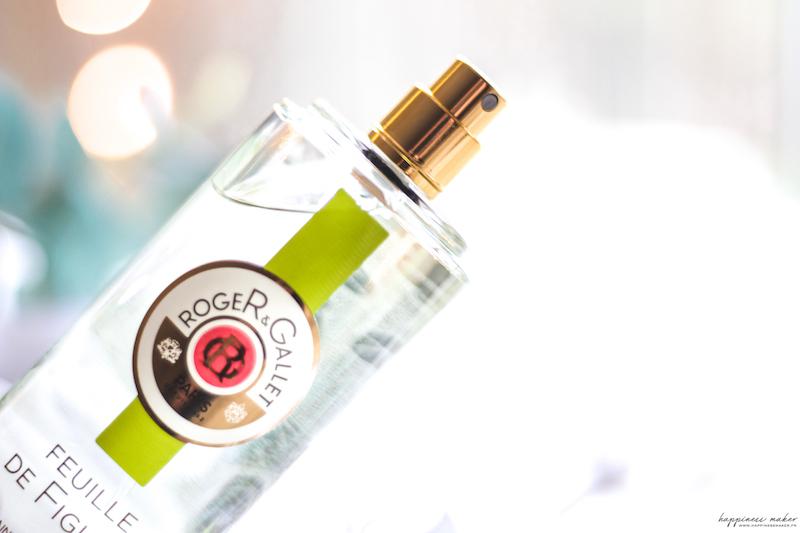 eau parfumée feuille de figuier roger et gallet avis