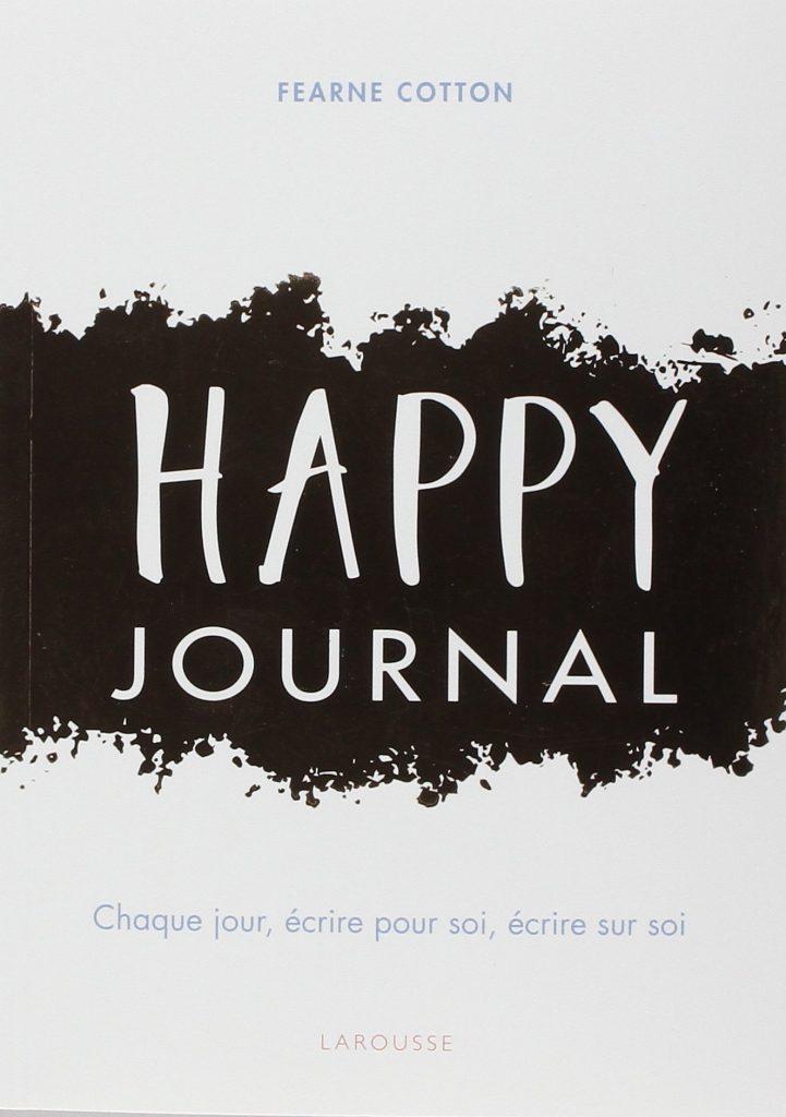 Happy journal avis livre