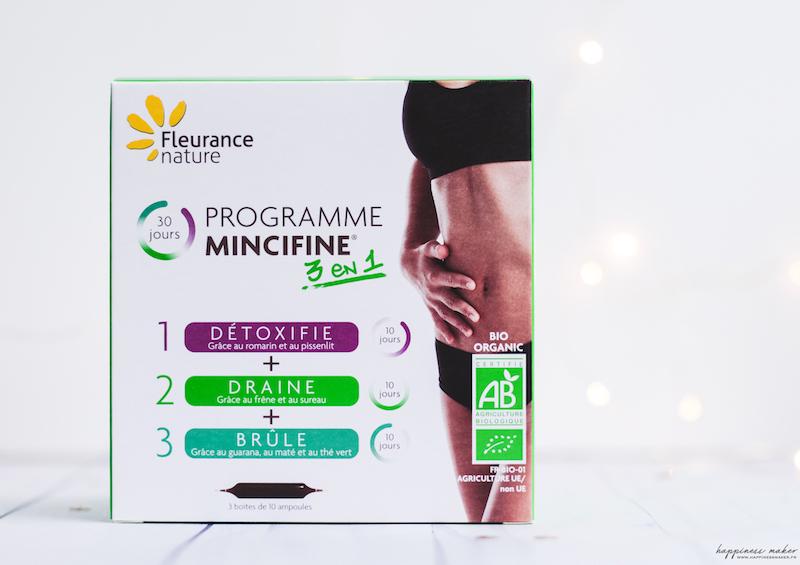 programme mincifine 3 en 1 fleurance nature detox brule graisse avis