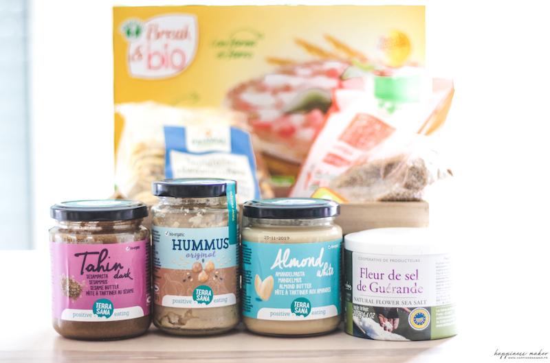 quel aliments avoir dans son placard pour mieux manger sain