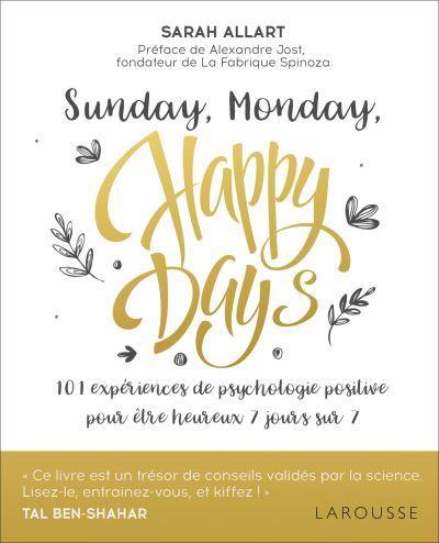 Sunday Monday happy days