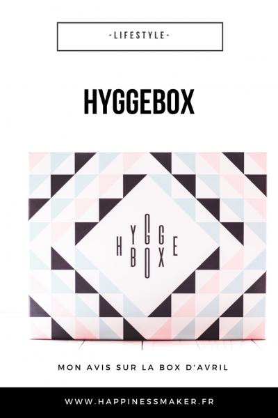 HyggeBox d'avril : Du feel good même au travail !