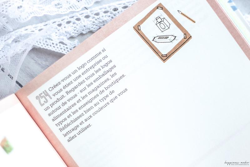 mon carnet de flow voir pages du livre