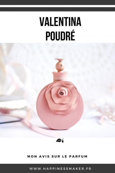 Valentina poudré : Le parfum aux allures cosmétiques de Valentino