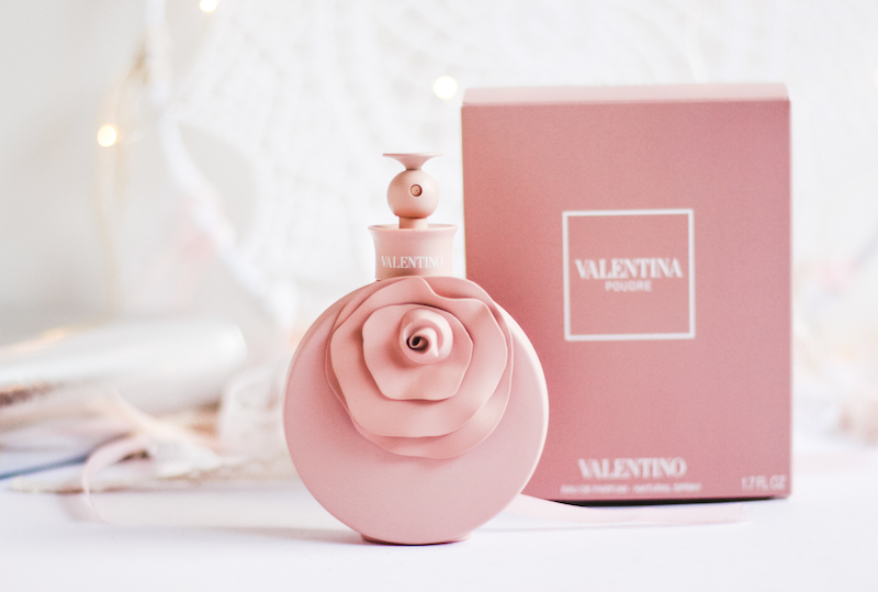 valentina parfum poudré avis