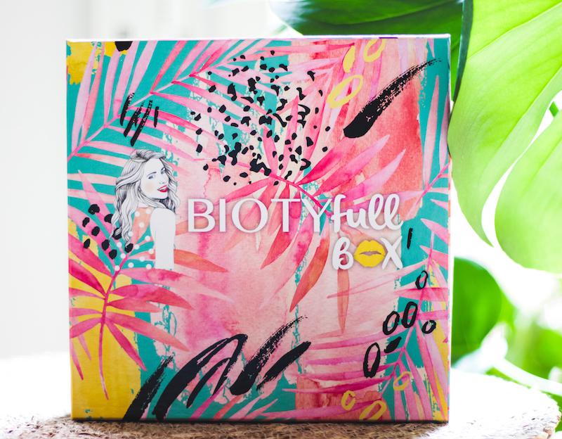biotyfull box juin 2018