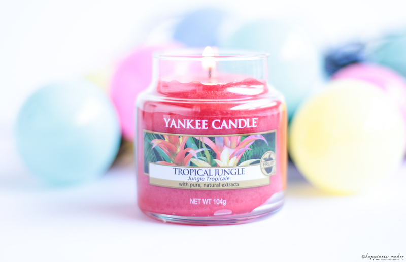 bougie yankee candle tropical jungle