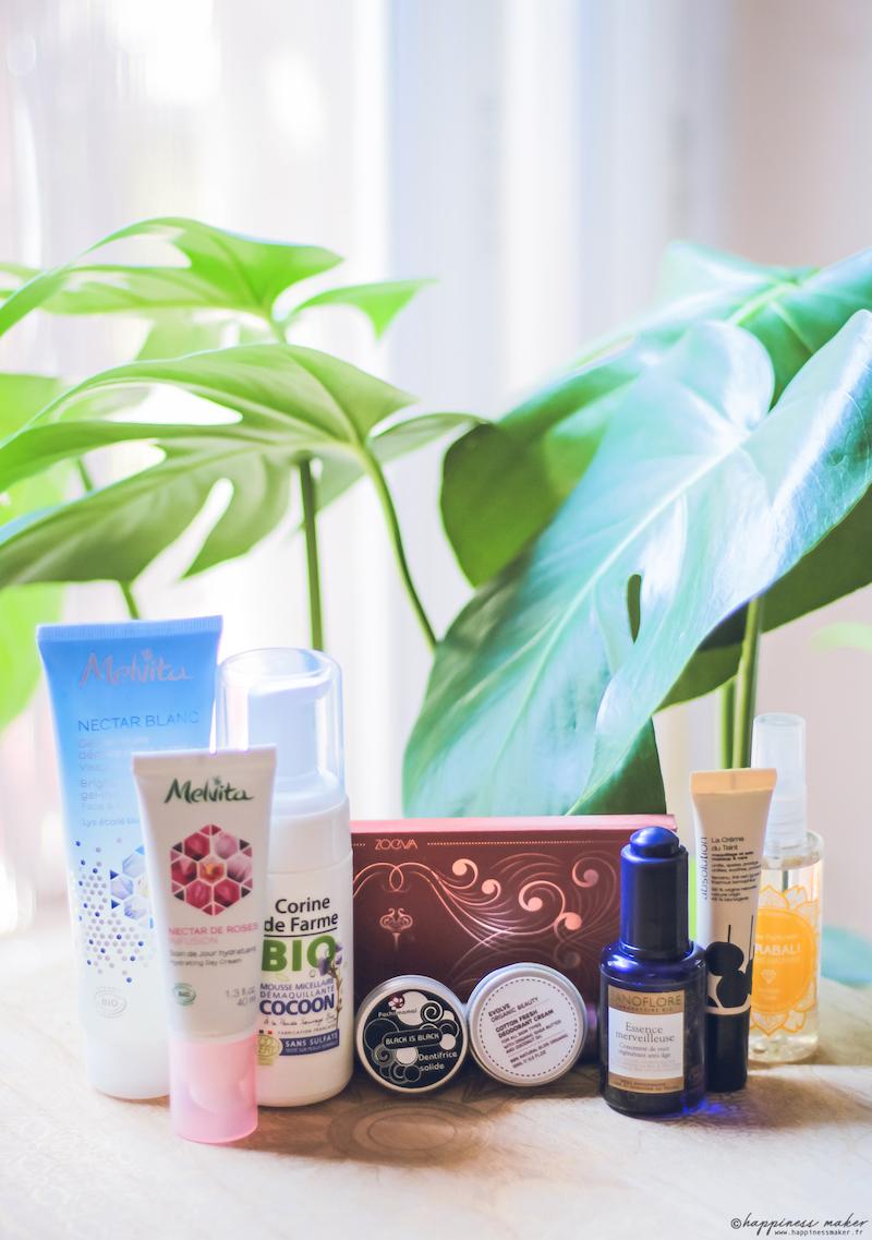 essentiels beauté et maquillage