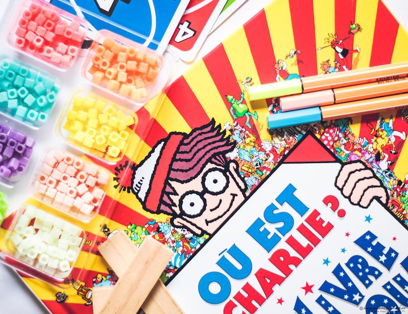 idées jeux activités pour enfants vacances scolaires