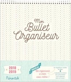 mon bullet organiseur