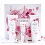 lilaroze extrait de rose avis masque gommage baume levres test