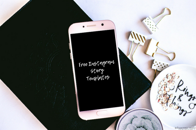 free instagram story templates pack gratuit a telecharger