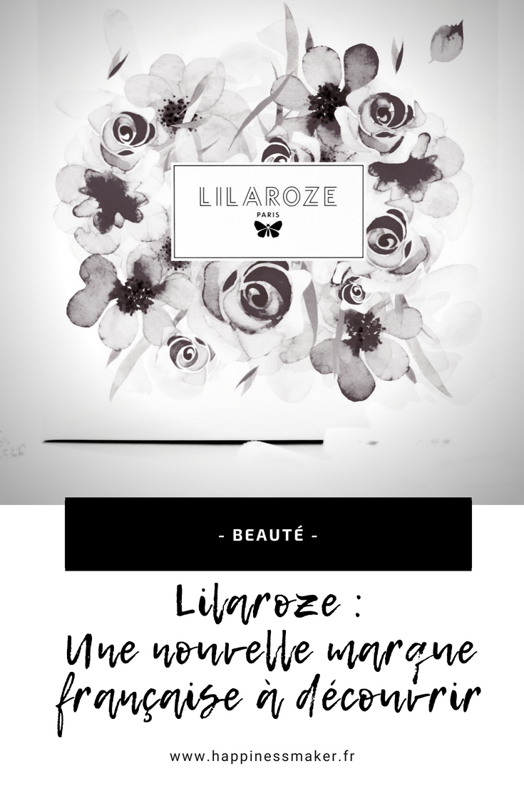 lilaroze soins made in france avis