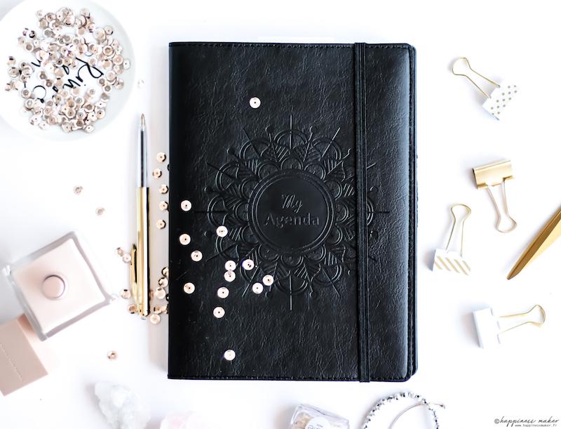 my agenda 2018-2019 agenda planner bullet journal version liseuse