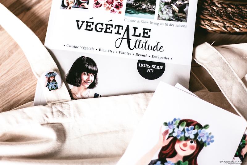 végétale attitude magazine nouveau vegan