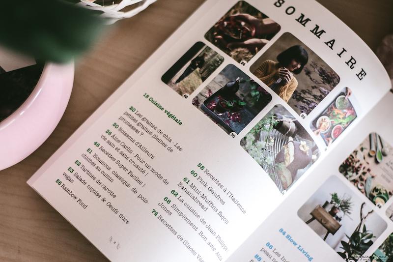 végétale attitude magazine nouveau vegetal