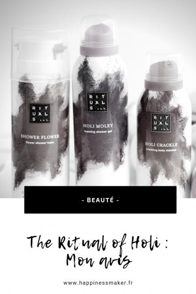 The Ritual of Holi by Rituals : Mon avis très mitigé
