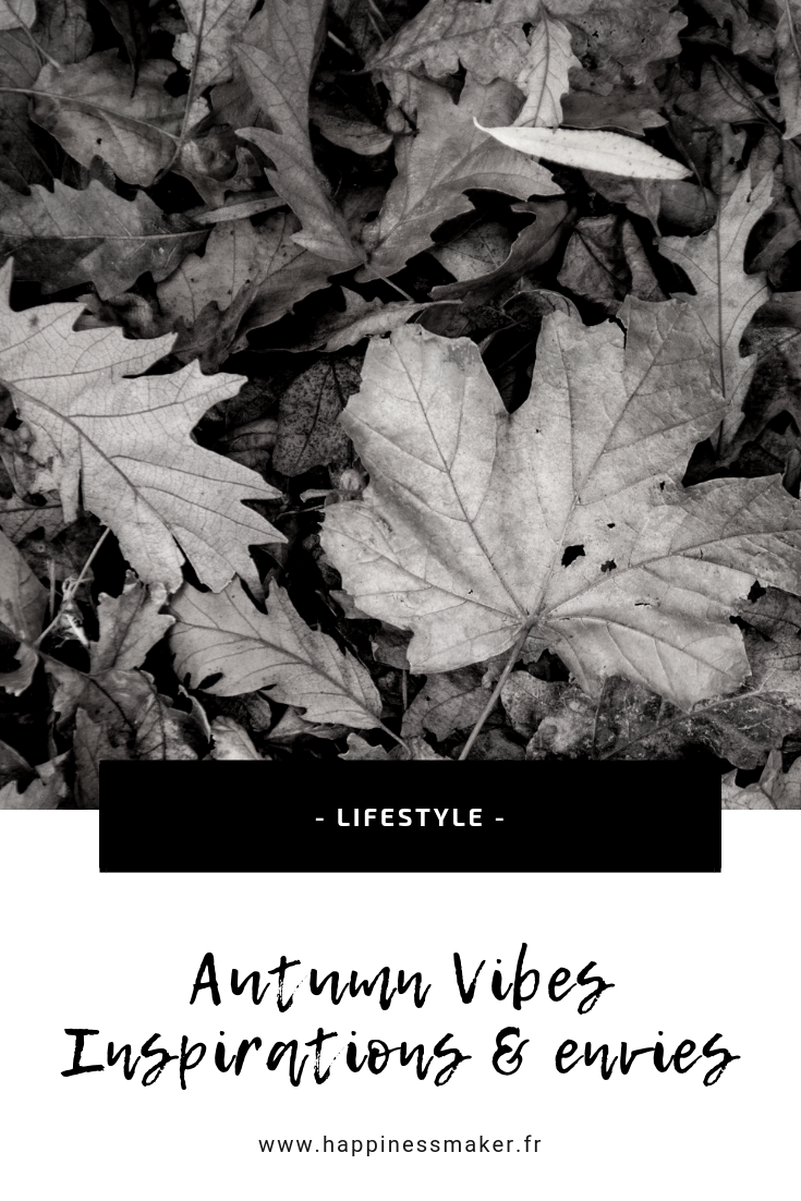 Autumn Vibes // Inspirations & envies …