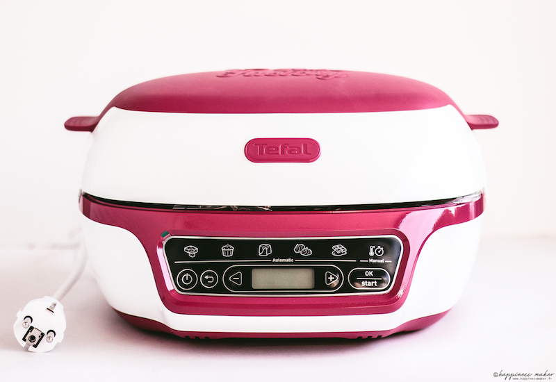 cake factory de tefal avis test unboxing presentation