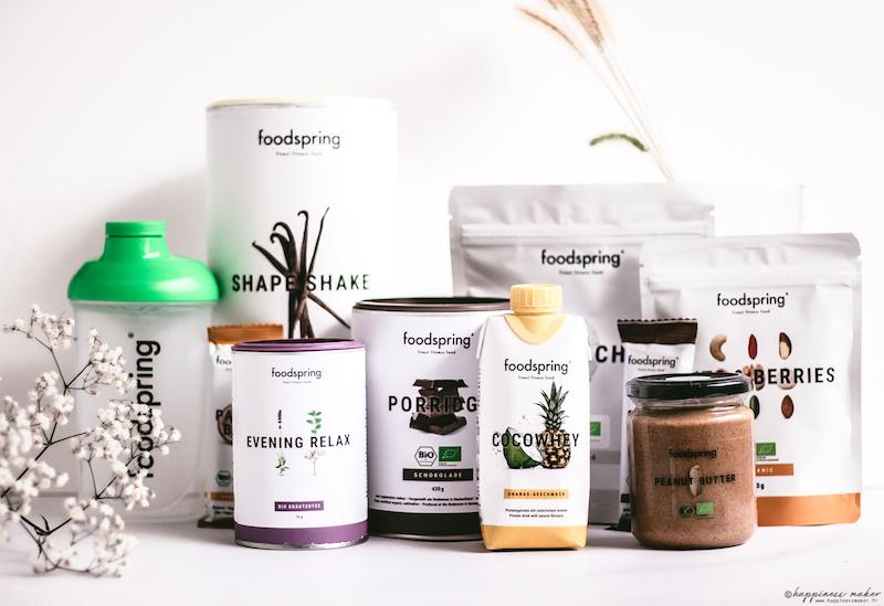 foodspring avis produits