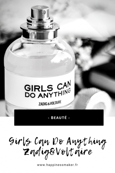 Girls Can Do Anything de Zadig & Voltaire : Le coup de coeur !