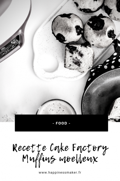 recette cake factory muffins moelleux myrtilles mascarpone