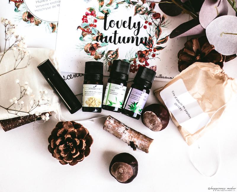 box aroma millescence automne