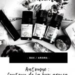 box huiles essentielles de l'automne millescence