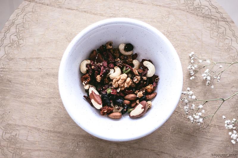 foodspring avis baies et noix