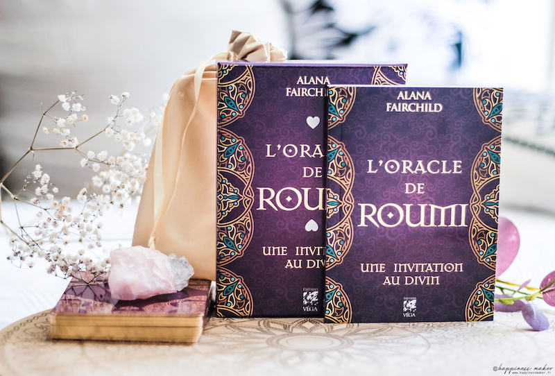 l'oracle de roumi cartes oracles mon avis