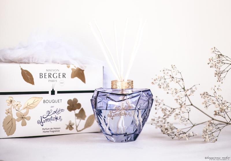 maison berger bouquet parfume lolita lempicka