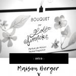 Bouquet parfumé premium Lolita Lempicka X Maison Berger