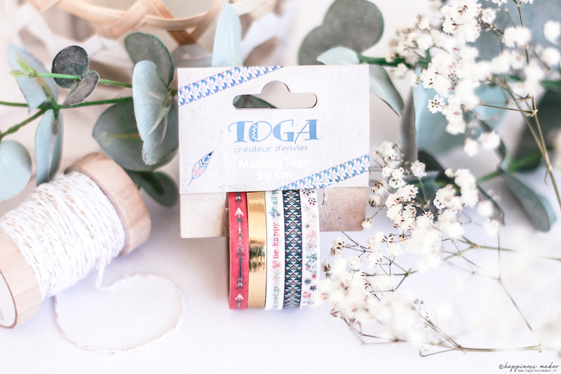 masking tapes hygge collection toga 2018