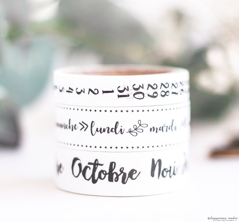 masking tapes hygge collection toga