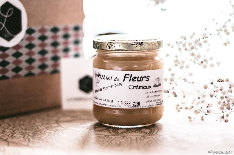 miel de fleurs la fabrique a box