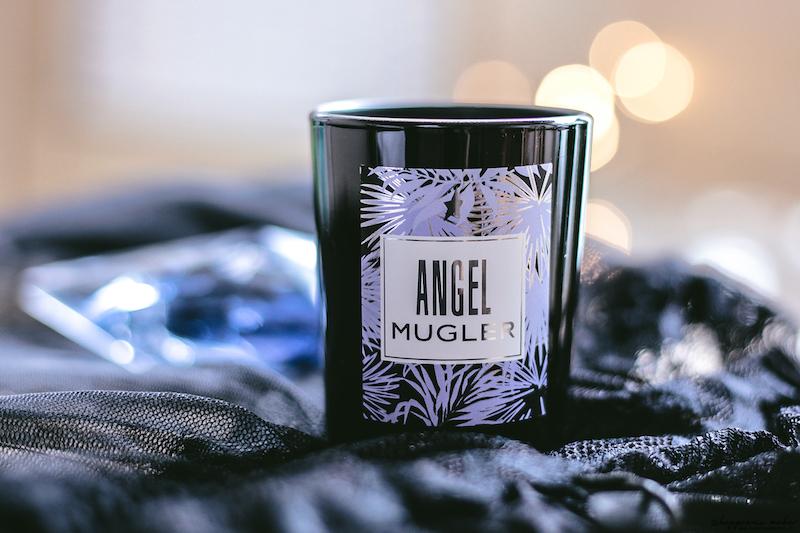 angel thierry mugler coffret parfum bougie avis