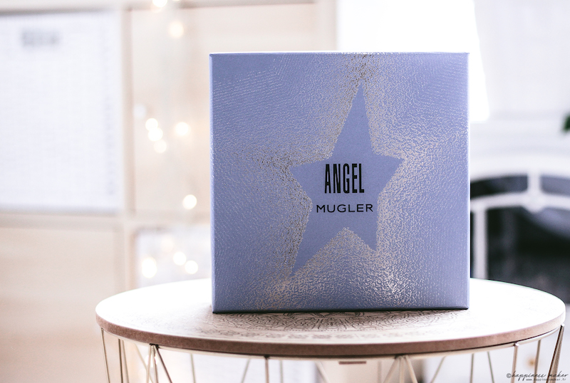 Angel Le Coffret étincelant Signé Thierry Mugler Happiness Maker
