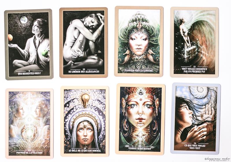 cartes l'oracle des rebelles sacrés deck