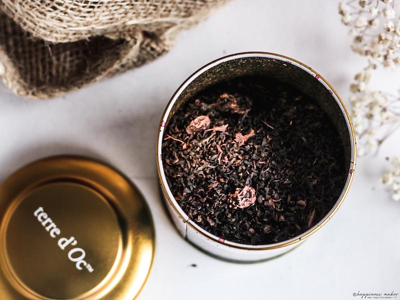 coffret thés de noël terre doc colmar test