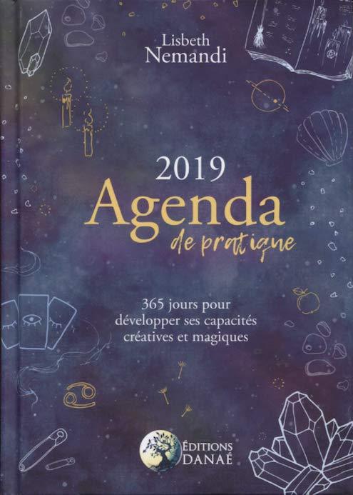 agenda de pratique 2019