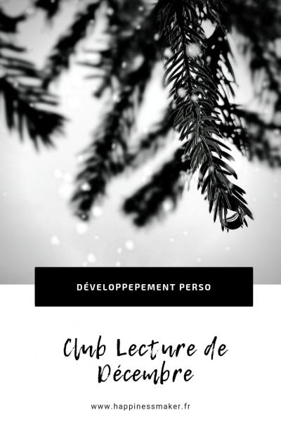 club lecture développement personnel