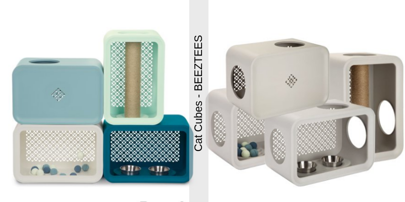 Cat Cubes BEEZTEES arbre a chat deco et design moderne