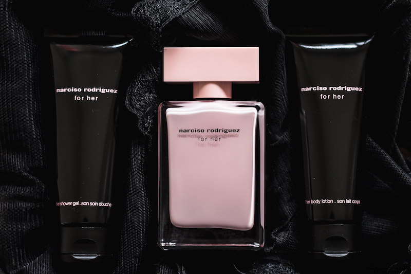 coffret for her narciso rodriguez avis