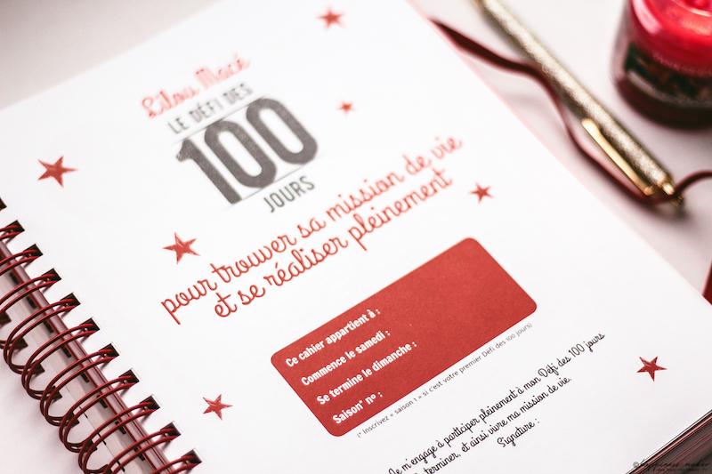 le défi des 100 jours trouver sa mission de vie avis