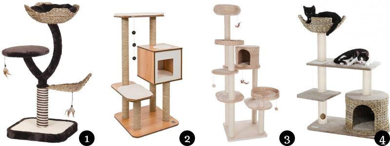 arbre a chat déco et design lequel choisir