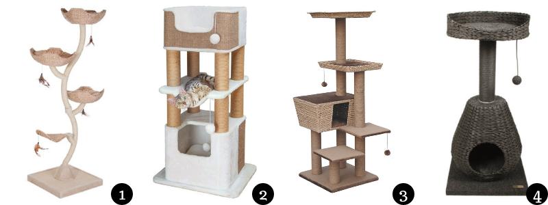 arbres a chats idées déco design maison