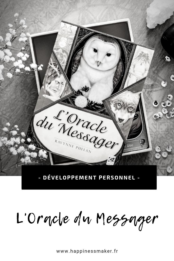 L'Oracle du Messager : Simplicité et efficacité !