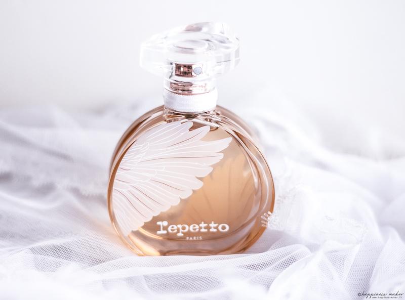 parfum repetto le ballet blanc avis