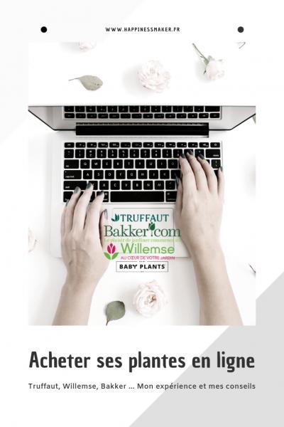 Acheter des plantes en ligne avis truffaut bakker willemse