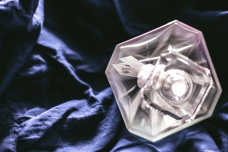 la nuit trésor musc diamant lancome flacon